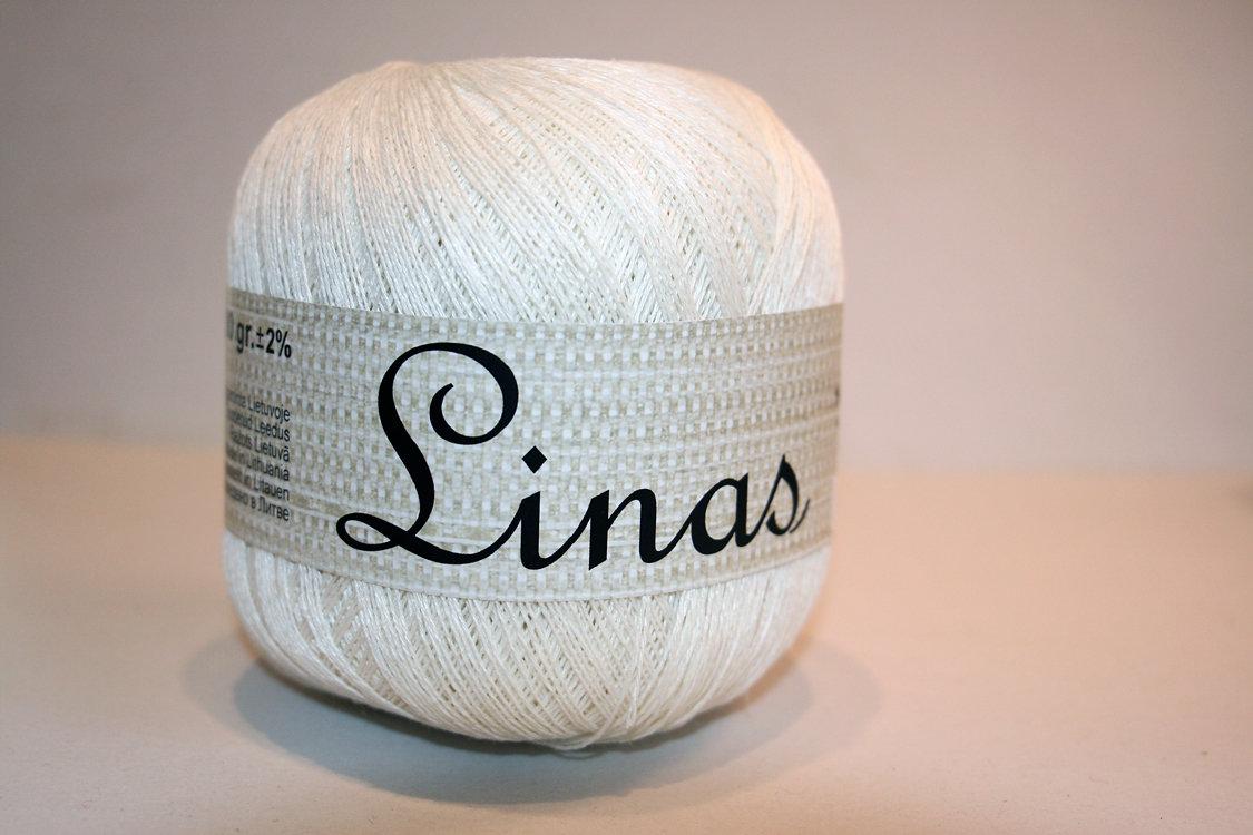 Lina dzija, 100% lins
