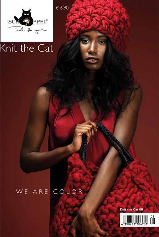 "Adījumu žurnāls ""Knit the Cat"", Nr.08"