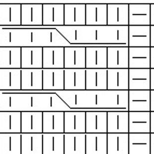 Tehniskais zīmējums rakstam Nr.01
