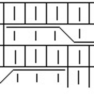 Tehniskais zīmējums rakstam Nr. 03