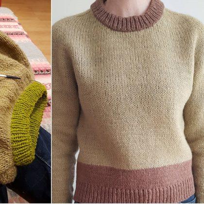 2. Diānas jūnija džemperis