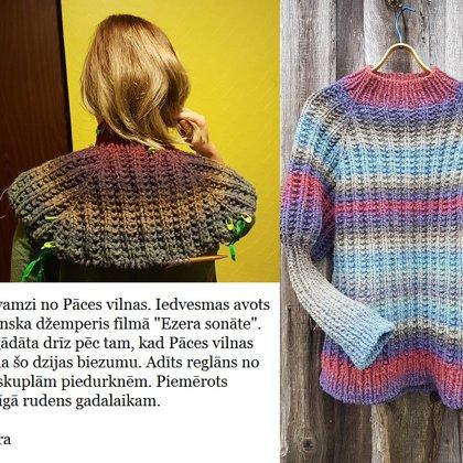 12. Lauras džemperis